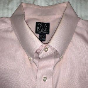 Jos. A. Bank Button-Down Collar Dress Shirt